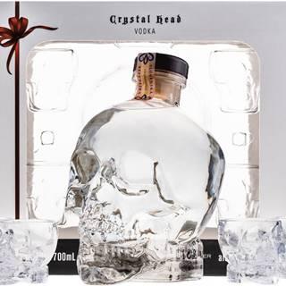 Crystal Head s 4 pohármi 40% 0,7l