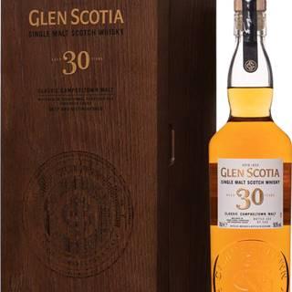 Glen Scotia 30 ročná 50,8% 0,7l
