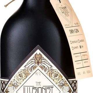 The Illusionist Dry Gin 45% 0,5l