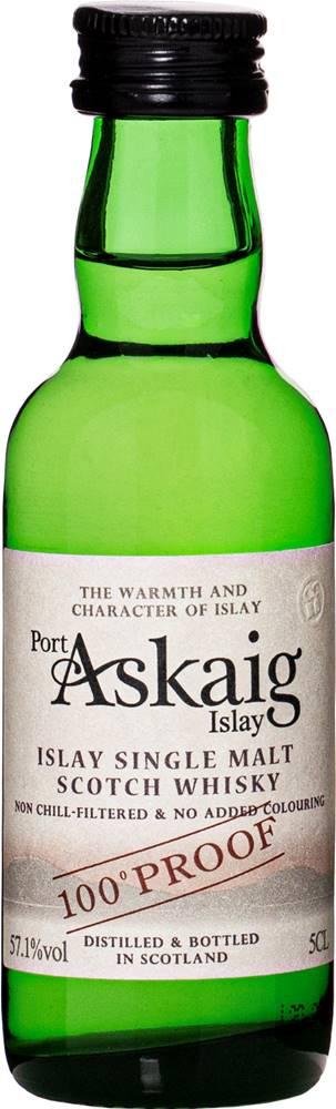 Port Askaig Port Askaig 100 Proof 57,1% 0,05l