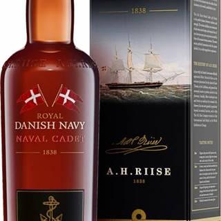A.H. Riise Royal Danish Navy Naval Cadet 42% 0,7l