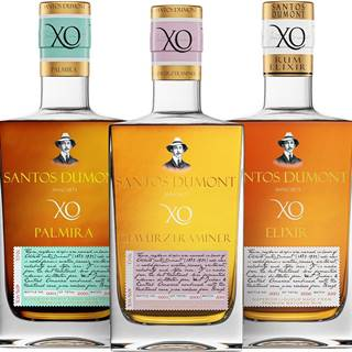 Set Santos Dumont Elixir + Palmira + Gewürztraminer