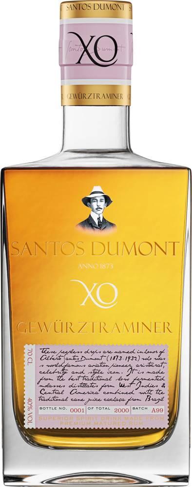 Santos Dumont Santos Dumont XO Gewürztraminer 40% 0,7l