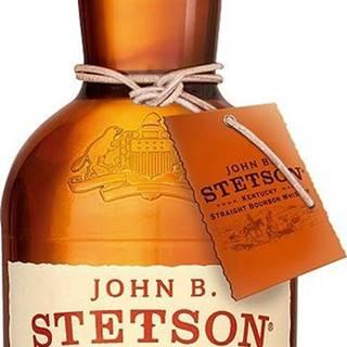John B. Stetson Bourbon 42% 0,7l