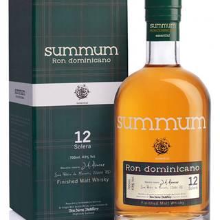 Summum Malt Whisky Finish 12 ročný 43% 0,7l