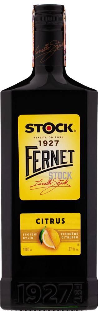 Fernet Stock Fernet Stock Citrus 27% 1l