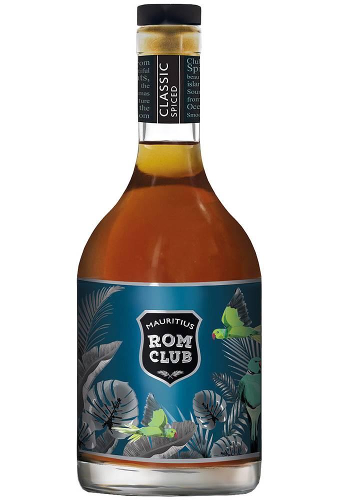 Mauritius Rom Mauritius Rom Club Classic Spiced 40% 0,7l