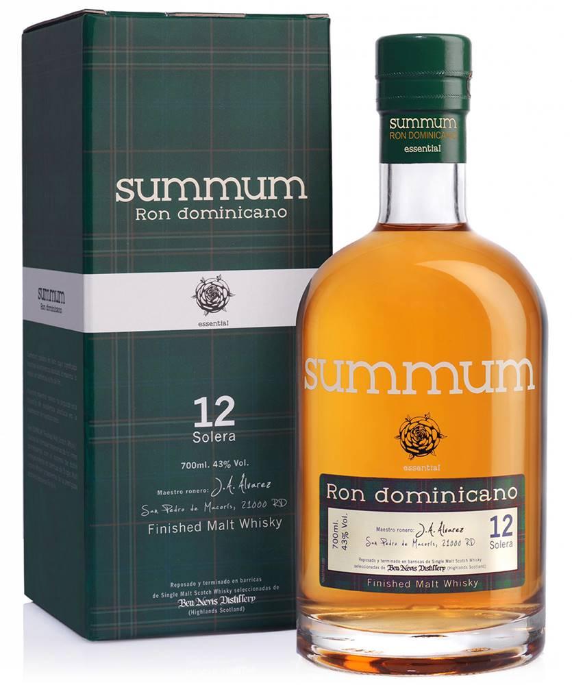 Summum Summum Malt Whisky Finish 12 ročný 43% 0,7l