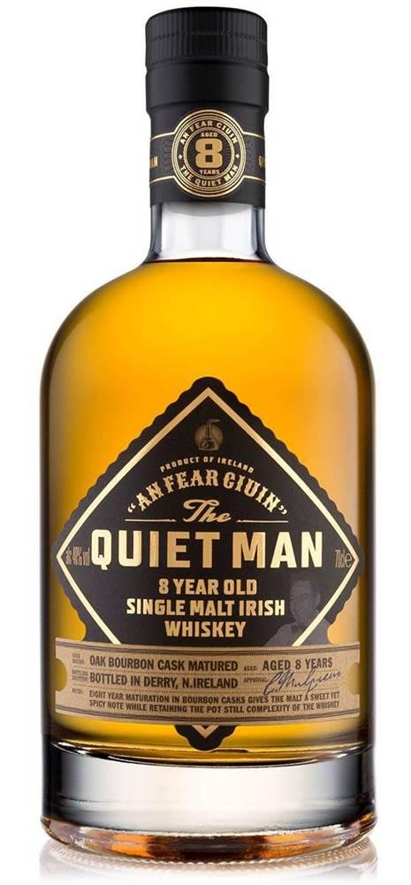 The Quiet Man The Quiet Man 8 ročná 40% 0,7l