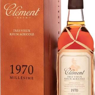 Clément Millesime 1970 44% 0,7l