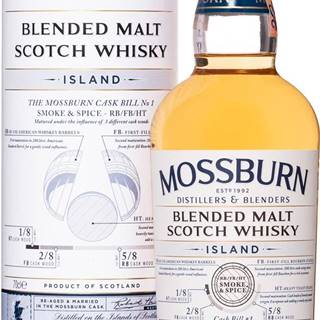 Mossburn Island Blended Malt Cask Bill No.1 46% 0,7l