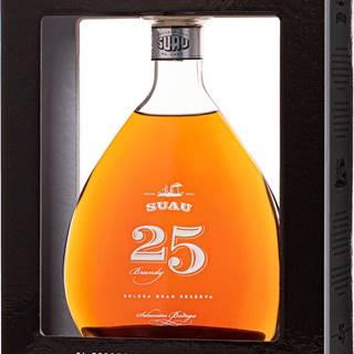 Suau Brandy 25 ročné 37% 0,7l