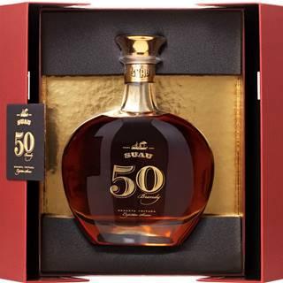 Suau Brandy 50 ročné 37% 0,7l