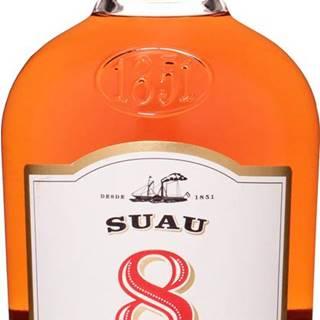 Suau Brandy 8 ročné 37% 0,7l
