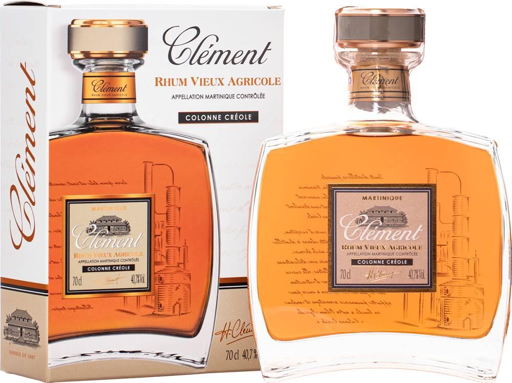 Clément Clément Colonne Creole 40,7% 0,7l