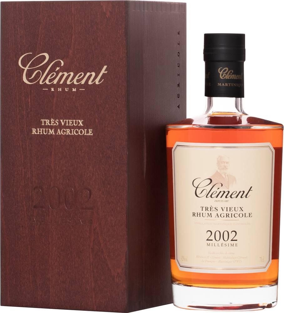 Clément Clément Millesime 2002 42% 0,7l