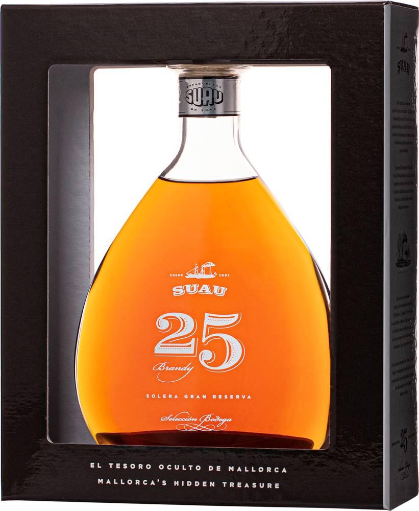 Suau Suau Brandy 25 ročné 37% 0,7l