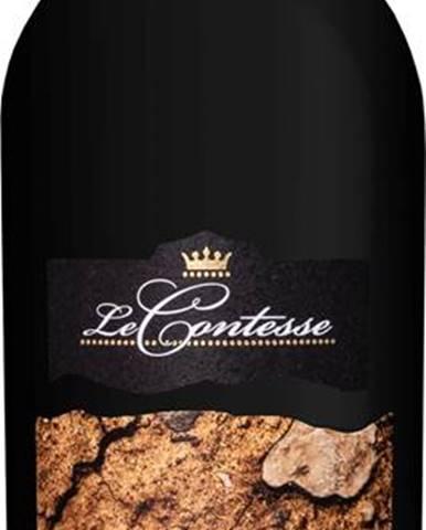 Víno červené Le Contesse