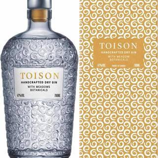 Toison Gin v kartóniku 47% 0,7l