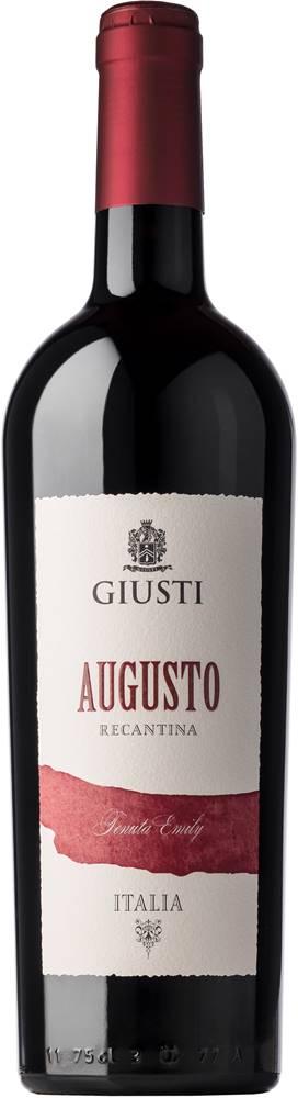 Giusti Giusti Recantina Augusto DOC Montello 13% 0,75l