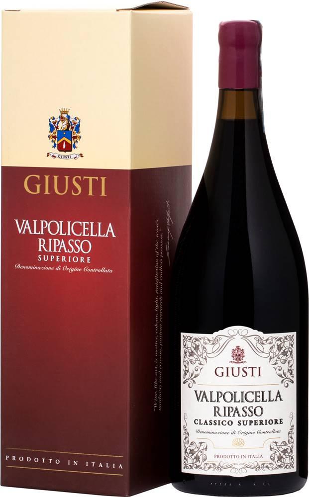 Giusti Giusti Valpolicella Ripasso Classico Superiore 1,5l 14,5%