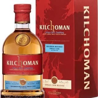 Kilchoman 10 ročná Bourbon Cask 54,9% 0,7l