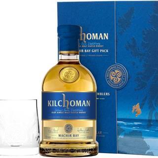 Kilchoman Machir Bay + 2 poháre 46% 0,7l
