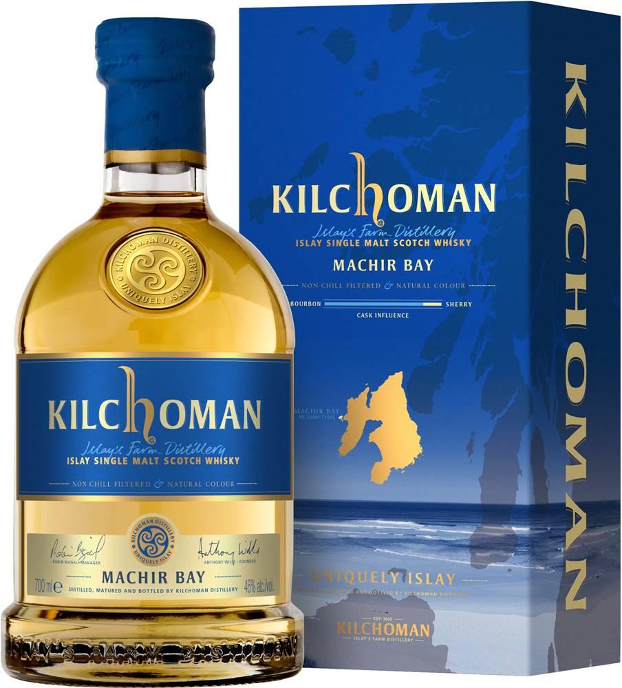 Kilchoman Kilchoman Machir Bay 46% 0,7l