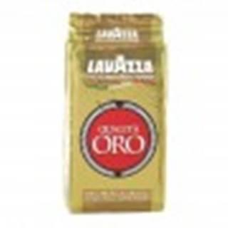 Lavazza Qualita Oro mletá káva 250 g vákuové balenie