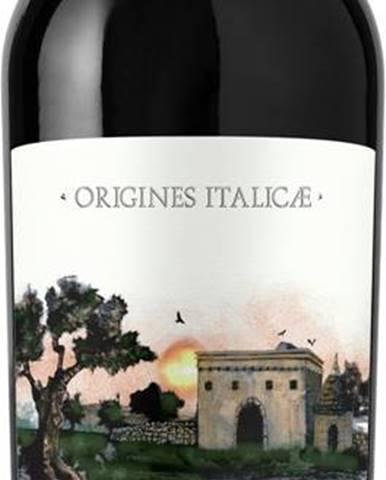 Víno červené Piccini