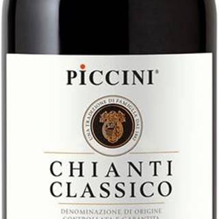 Piccini Chianti Classico DOCG 13% 0,75l