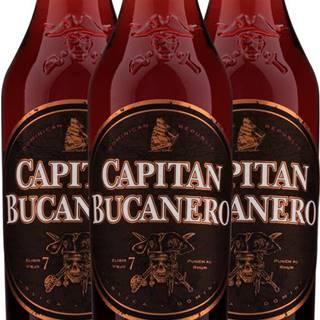 Set 3 x Capitan Bucanero Elixír + hrnček
