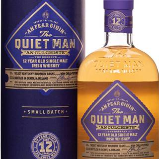 The Quiet Man 12 ročná 46% 0,7l