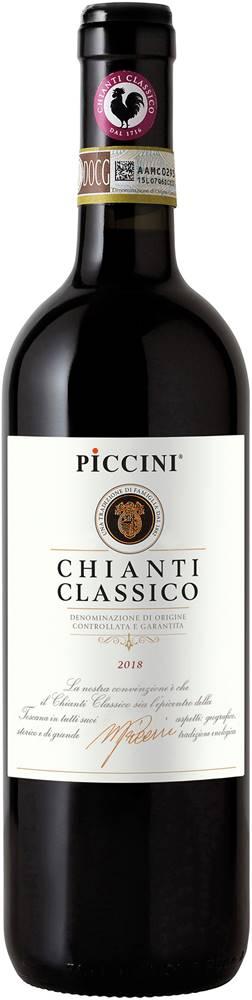 Piccini Piccini Chianti Classico DOCG 13% 0,75l