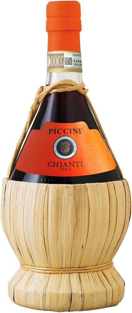 Piccini Piccini Chianti Fiasco DOCG 12,5% 0,75l
