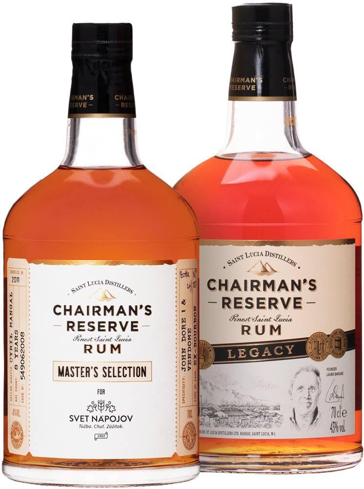 Chairman's Reserve Set Chairman&