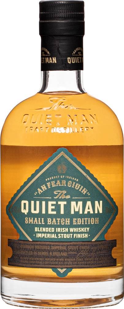 The Quiet Man The Quiet Man Imperial Stout Blend 43% 0,7l