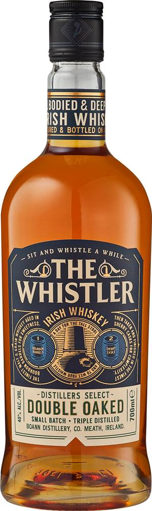The Whistler The Whistler Double Oaked 40% 0,7l