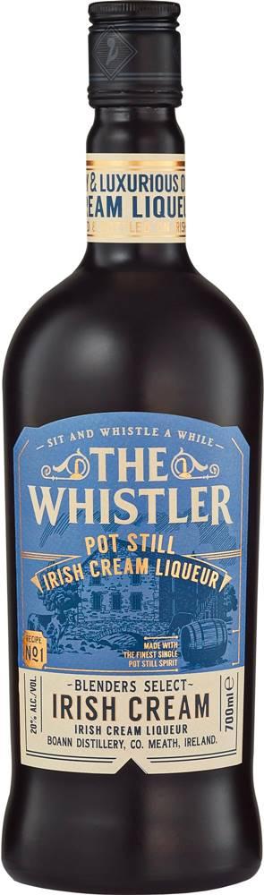 The Whistler The Whistler Irish Cream 20% 0,7l