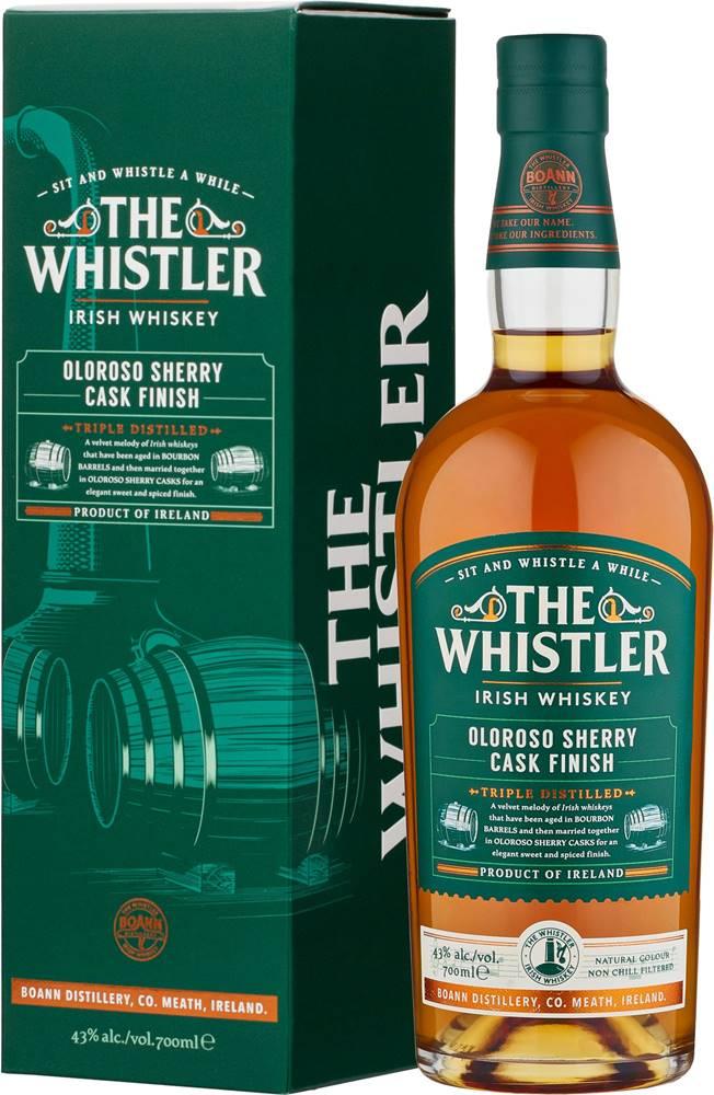 The Whistler The Whistler Oloroso Cask 43% 0,7l