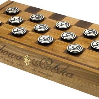 Dębowa Šachovnica 2 x 0,2l + 2 poháre 39% 0,4l