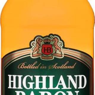 Highland Baron Blended Scotch Whisky 40% 0,7l