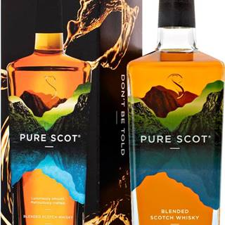 Pure Scot Signature NAS Blended Whisky 40% 0,7l