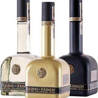 Set Kníh Legend of Kremlin 40% 2,1l