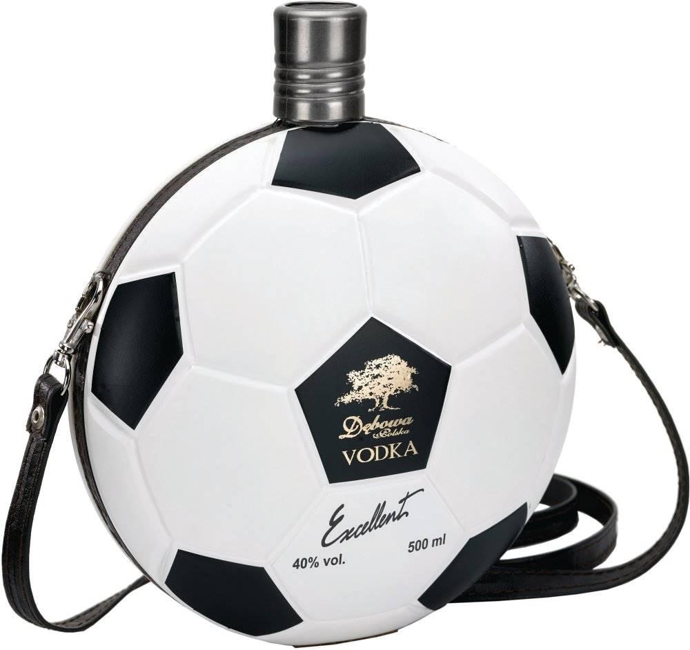 Debowa Dębowa Futbalová lopta 40% 0,5l