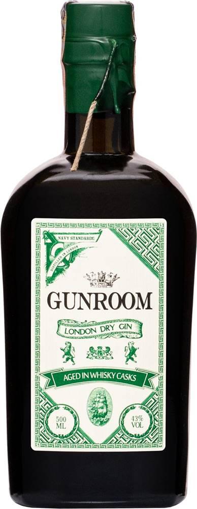 Gunroom Gunroom London Dry Gin 43% 0,5l
