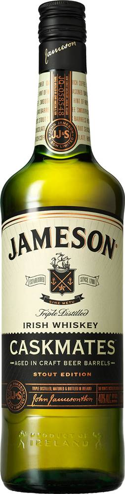 Jameson Jameson Caskmates 1l 40%