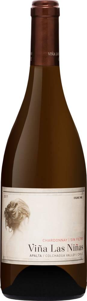 Viña Las Niñas Las Niñas Chardonnay Sin Filtro organic 13,5% 0,75l