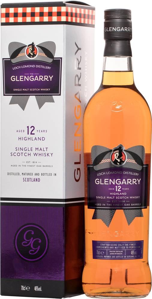 Glengarry Glengarry 12 ročná 46% 0,7l
