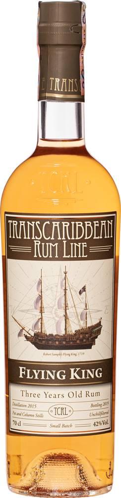 Transcontinental Rum Line Transcaribbean Rum Line Flying King 42% 0,7l